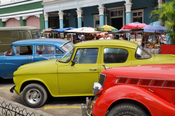 Two Schools in Cuba
