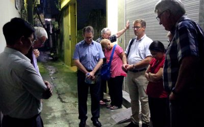 Campus Planning at Hanoi Bible College