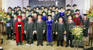 Hanoi Bible College Graduation